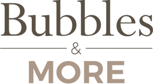 logo van bubbles & more Bilthoven