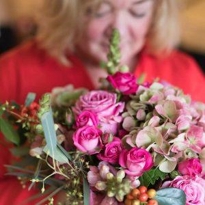 Bloemen en boeketten bestellen en bezorgen in Bilthoven en omgeving Utrecht.